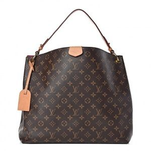 Louis Vuitton Graceful MM monogram Pivoine